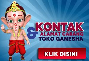 Kontak dan Alamat Cabang Toko Ganesha