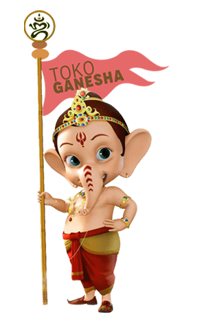maskot Toko Ganesha
